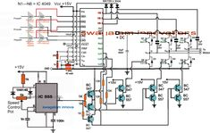Universal ESC Circuit for BLDC motors