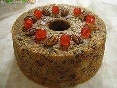 old time fruitcake