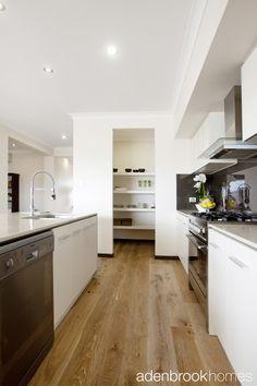 kitchen + Walk in pantry design