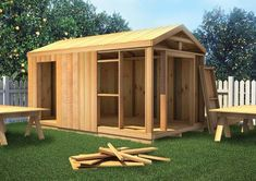The How-to-Build Shed Plan - Project Plan 90051