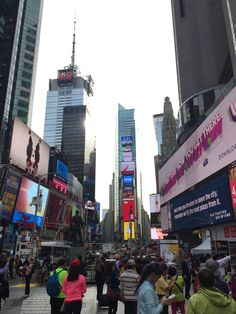 NYC New York City  Times Square