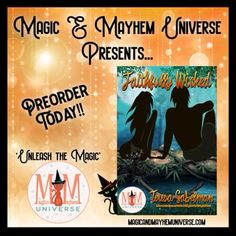 Welcome back to the town of Assjacket for more wickedly hilarious mixtures of paranormal personalities. Preorder Teresa Gabelman's Faithfully Wicked TODAY! #MagicMayhemUniverse #ebook #pnr #UnleashTheMagic #preorder