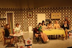 'Guid Sisters' performed by students at Glasgow Clyde College.