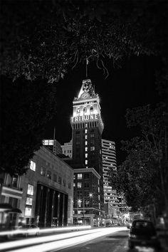 Tribune Building In Oakland Ca.