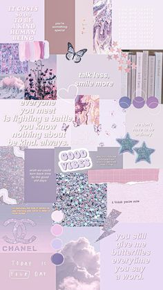 Iphone Wallpaper Tumblr Aesthetic, Aesthetic Pastel Wallpaper, Aesthetic Wallpapers, Whats Wallpaper, Retro Wallpaper, Cute Pastel Wallpaper, Cute Patterns Wallpaper, Light Purple Wallpaper, Butterfly Wallpaper Iphone