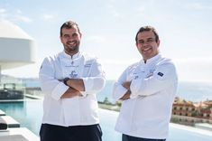 Sternerestaurant auf Teneriffa: El Rincón de Juan Carlos - The Chill Report Coral, Chef Jackets, Fashion, Gourmet, Teneriffe, New Looks, Sevilla Spain, Luxury, Moda
