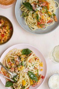 Recipe: No-Cook Tomato Sauce