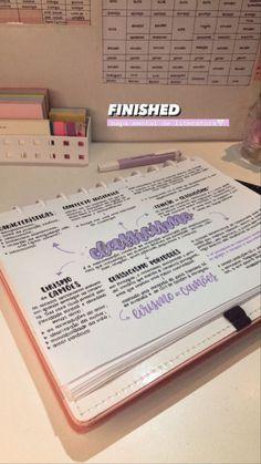 Bullet Journal School, Exam Study Tips, School Study Tips, College Motivation, Study Motivation, College Notes, School Notes, Bullet Journal Lettering Ideas, Bullet Journal Ideas Pages