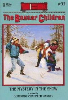 The Mystery in the Snow (The Boxcar Children, No. 32) by Gertrude Chandler Warner. $4.50. Author: Gertrude Chandler Warner. Publisher: Albert Whitman & Company (January 1, 1992)