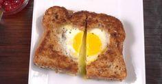 20160121_Cupid_HeartHeader | Heart-Shaped Egg-in-Toast