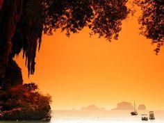 Rai Leh Beach Thailand