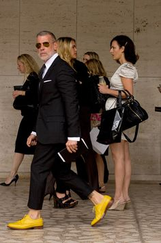 Never thought this could be done. Nick Wooster knows what the hell he's doing.