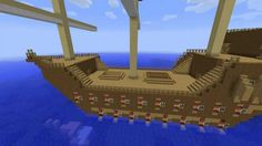cool ship minecraft2