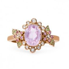 Grace | Claire Pettibone Fine Jewelry Collection from Trumpet & Horn