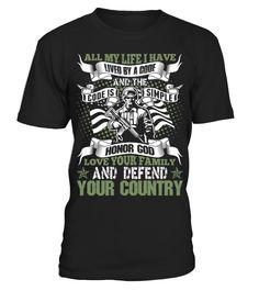 Love Family And Defend Country Soldier Veteran  Funny vietnam veteran T-shirt, Best vietnam veteran T-shirt