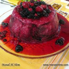بري بودنج - مطبخ منال العالم