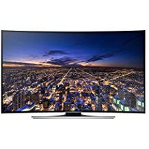 Samsung UN65HU8700 Curved 65-Inch 4K Ultra HD 120Hz 3D Smart LED TV (2014 Model)