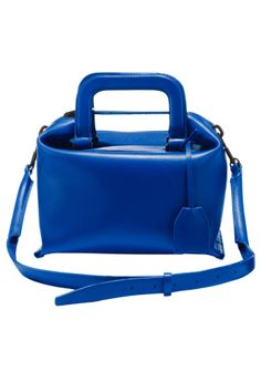 Shocking cobalt blue electrifies any wardrobe. See our picks of the best blue pieces.
