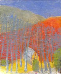 Paintings - Wolf Kahn