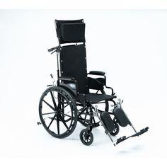 Invacare 9000 XTR - Invacare Recliner Wheelchairs