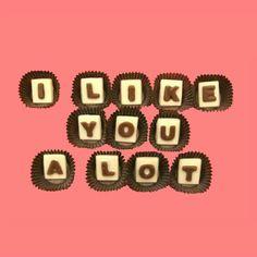 I like you a lot! #rutbagsharethelove