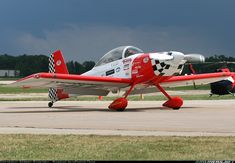 Van's RV-8 aircraft picture