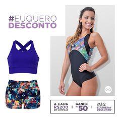 E QUEM NÃO QUER!!! Short-saia estampado ou calça estampa + top Básico Livre & Leve, com suuuper promoção... #promocao #welovesale #sejalivreeleve