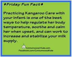 Skin to Skin is great no matter if your baby is a preemie or a full-term infant! #breastfeeding @Cottonwood_Kids