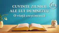#Cuvinte_zilnice_ale_lui_Dumnezeu #Dumnezeu #evlavie #O_lectură_a_Cuvântul_lui_Dumnezeu #hristos #rugaciuni #Biblia  #Evanghelie #Cunoașterea_lui_Dumnezeu Knowing God, Bible, Whatsapp Group, Home Decor, Day, Video Clip, Christian Living, God Is Love, Word Of God