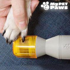 Bequem die #Nägel ihres #Haustiers schneiden, mit diesem praktischen #My Pet Paws. Egal ob #Hund oder #Katze.