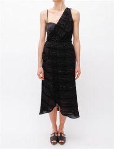 Rachel Comey Cassus Dress - Black