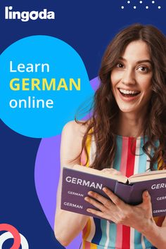 Learn German Online Learn to speak German online with native qualified teachers ✓ Classes available ✓ Fully personalised ✓ From ✓ Join students from all over the world ✓ Best Books For Men, Good Books, Learn German Language, Dative Case, Study German, Learning German, German Grammar, Language School, Alphabet