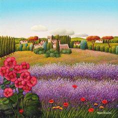 Cesare Marchesini - Borgo Toscano