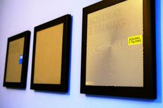 A Soulwax triple display at home