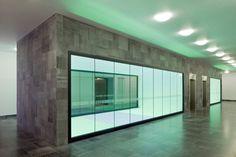 be baumschlager eberle, Osar architects, Werner Huthmacher · Hospital AZ Groeninge