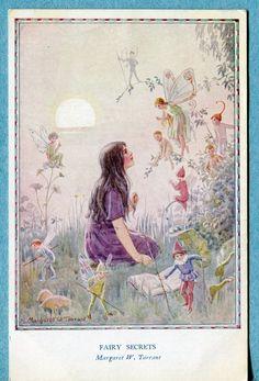 Margaret Tarrant postcard