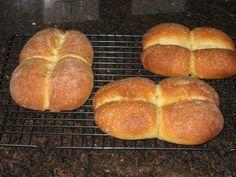 Marraquetas/pan frances/pan batido (pan chileno)   En mi cocina hoy