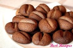 Biscuits «Coffee beans»