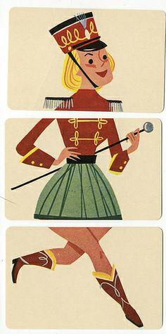 Copyright 1956 - Mixies