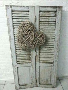 Afbeeldingsresultaat voor louvre deur kalkverf
