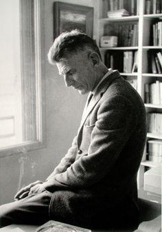 Samuel Beckett - Gisele Freund (1979)