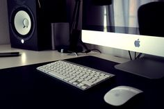 iMac, clean