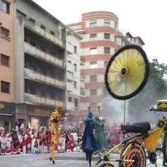 Has guardado en KLIMATOLOKOS  Actuación en las Fiestas de San Fermín - Pamplona