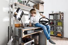 #vox #lsmart #wnętrze #aranżacja #inspiracje #projektowanie #projekt #remont #design #room #home #meble #pokój #dom #mieszkanie #HomeDecor #fruniture #design #interior #szafa #półka #regał #szafka #oryginalne #kreatywne #nowoczesne #pojemne #biurko Design Awards, Kids Room, Home Appliances, Desk, Inspiration, Furniture, Design Room, Home Decor, Interior