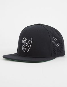 NIKE SB Skunk Mens Trucker Hat - BLACK - 806044 1040d2a2a22d