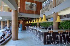 Pool Bar at the Potato Head Beach Club in Bali