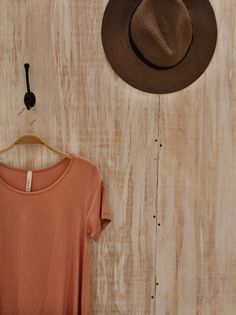 Dress and hat combo #kinsleyshop #kinsleycalifornia
