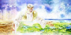 Jesus' kingly rule brings blessings on an earthwide scale