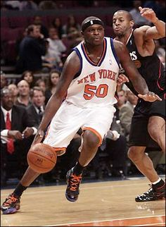 Zach Randolph - New York Knicks (2008-2009)