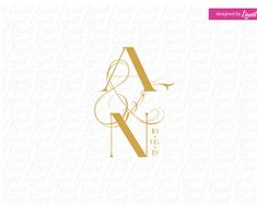 Monogram Logo, Monogram Tattoo, Initials Logo, Monogram Frame, S Logo Design, Wedding Logo Design, Wedding Logos, Wedding Initials, Monogram Wedding